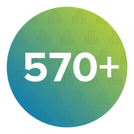 570+ companies in South Carolina