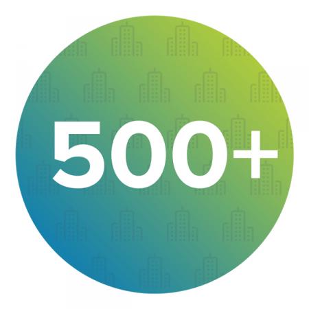 500+ Establishments