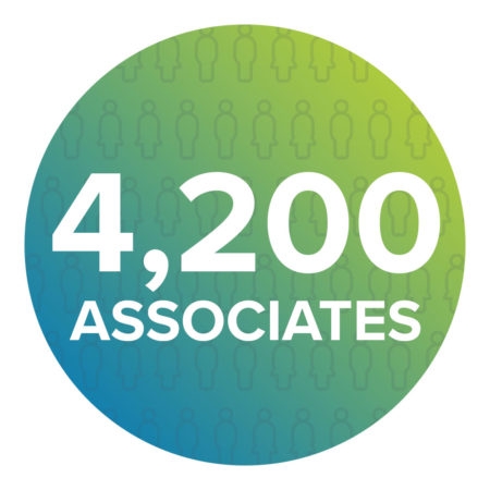 Worldwide, AFL employs nearly 4,200 high skilled associates